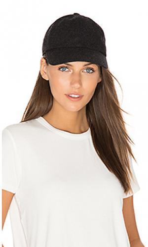 Бейсболка Hat Attack. Цвет: черный