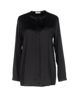 Pубашка BRUNO MANETTI. Цвет: темно-синий
