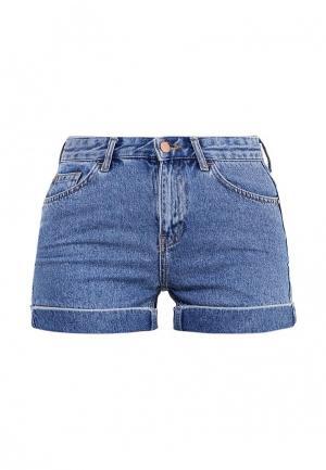 Шорты джинсовые Motivi. Цвет: синий
