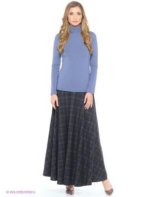 Водолазка Femme. Цвет: голубой