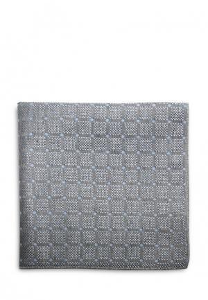 Платок Stefano Danotelli. Цвет: серый