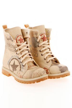 Ботинки Elite Goby. Цвет: мультицвет