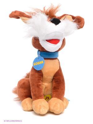 Мягкая игрушка Бобик Мульти-пульти. Цвет: коричневый, бежевый, белый