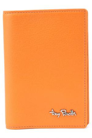 Обложка Tony Perotti. Цвет: оранжевый