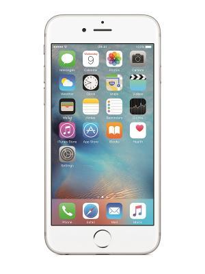 Смартфон iPhone 6S, 16Gb Silver Apple. Цвет: серебристый