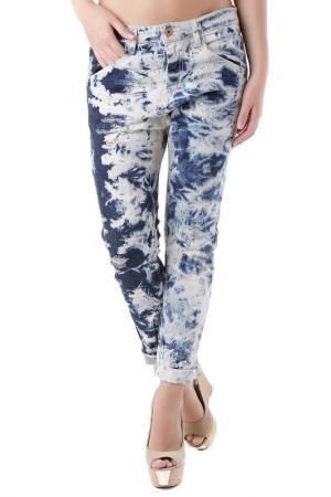 Jeans 525. Цвет: blue