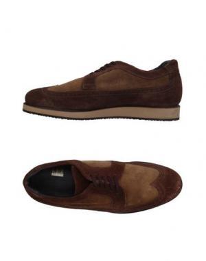 Обувь на шнурках GOLD BROTHERS. Цвет: хаки