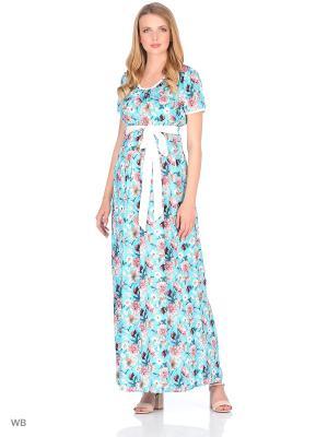 Платье длинное EUROMAMA