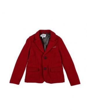Пиджак ARMANI JUNIOR. Цвет: красный