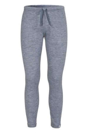 Термо брюки Trespass. Цвет: серый