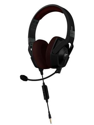 Гарнитура игровая Monster Fatal1ty FXM 100 High Performance Over-Ear. Цвет: черный
