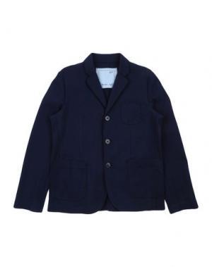 Пиджак MIMISOL. Цвет: синий