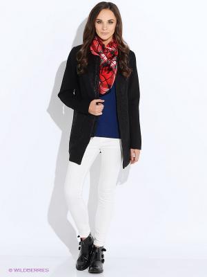 Куртка Anna Scott. Цвет: серый