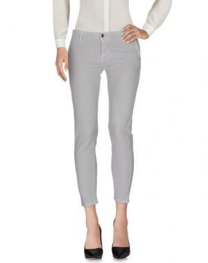 Повседневные брюки COLMAR. Цвет: светло-серый