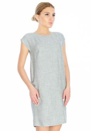 Платье Петербургский стиль. Цвет: серый