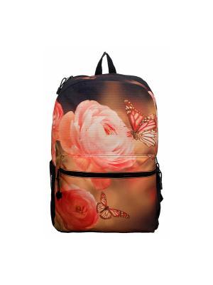 Рюкзак Mojo Backpacks. Цвет: оранжевый