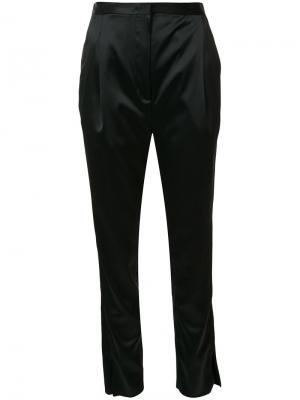 Укороченные классические брюки Rachel Comey. Цвет: чёрный