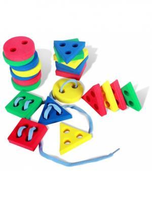 Игрушка-подвеска БОМИК. Цвет: светло-зеленый, желтый, красный
