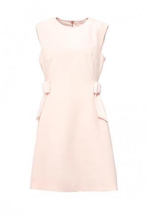 Платье Ted Baker London. Цвет: розовый