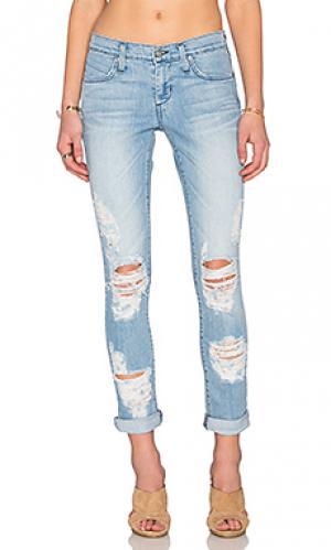 Мешковидные джинсы бойфренд neo beau James Jeans. Цвет: none