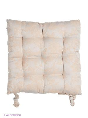 Подушка на стул ARLONI. Цвет: серый