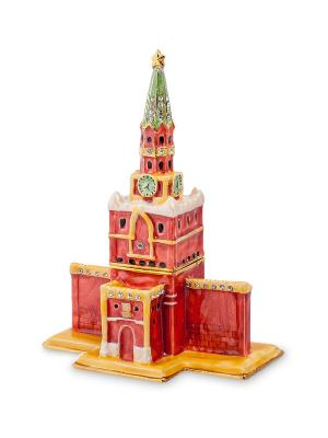 Шкатулка Кремль (Nobility) Nobility. Цвет: красный
