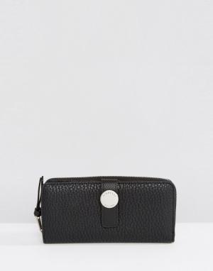 Fiorelli Черный кошелек Cyan. Цвет: черный