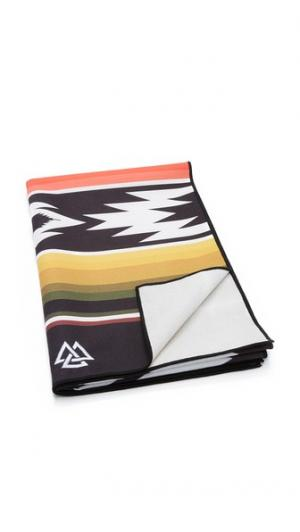 Коврик-полотенце для йоги Villanueva Wildlings Yoga