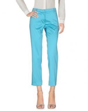 Повседневные брюки TRĒS CHIC S.A.R.T.O.R.I.A.L. Цвет: бирюзовый