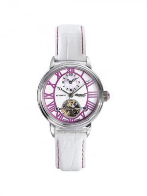 Часы IN5004PU Ingersoll. Цвет: малиновый, белый