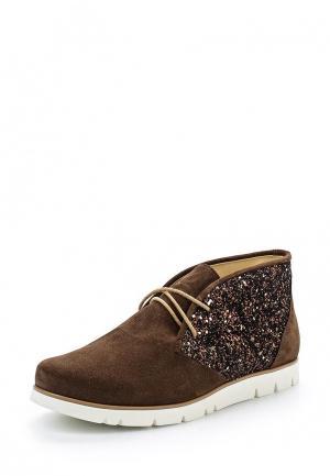 Ботинки Bosccolo. Цвет: коричневый