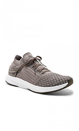 Обувь viento Brandblack. Цвет: серый