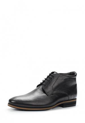 Ботинки классические Conhpol. Цвет: черный