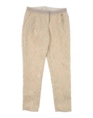 Повседневные брюки I PINCO PALLINO I&S CAVALLERI. Цвет: песочный