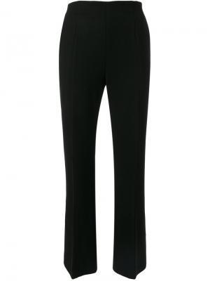 Расклешенные брюки Marni. Цвет: чёрный