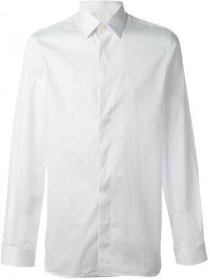 Классическая рубашка Paul Smith. Цвет: белый