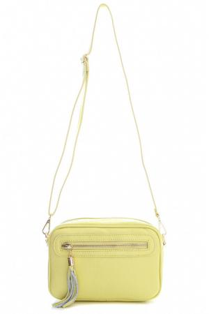 Сумка SOFIA CARDONI. Цвет: yellow