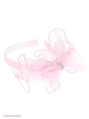 Ободок Baby Steen. Цвет: розовый