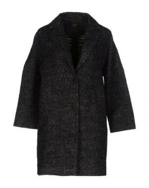 Легкое пальто LE MONT ST MICHEL. Цвет: свинцово-серый