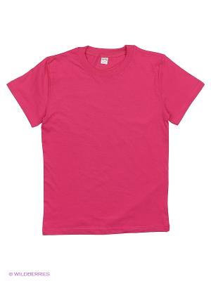 Футболка Bonito kids. Цвет: малиновый, фуксия, розовый