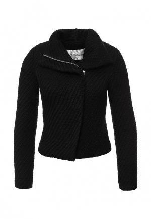 Куртка Tutto Bene. Цвет: черный