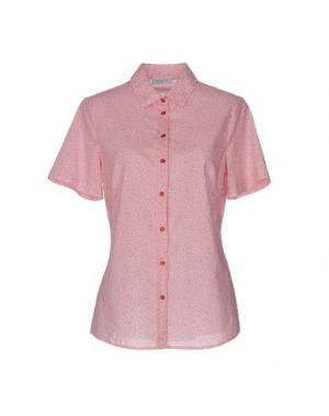 Pубашка ZANETTI 1965. Цвет: красный