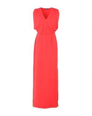 Длинное платье RAOUL. Цвет: красный
