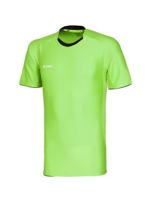 Футболка игровая Champion II 2K. Цвет: желтый, черный