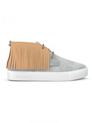 Кроссовки Maltby Swear. Цвет: серый