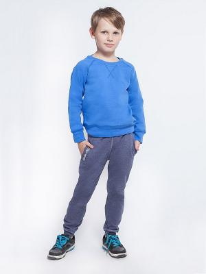 Джемпер Vilatte. Цвет: голубой