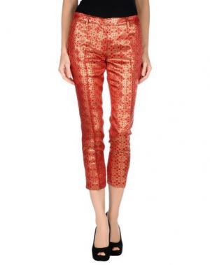 Повседневные брюки TRĒS CHIC S.A.R.T.O.R.I.A.L. Цвет: красный