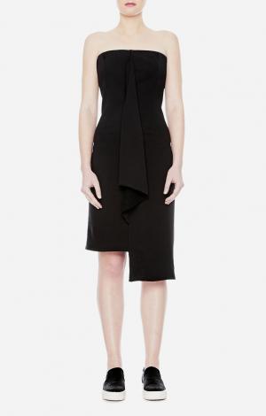 Платье Черное Nnedre