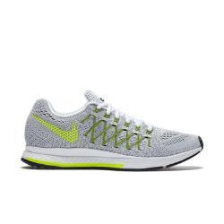 Женские беговые кроссовки  Air Zoom Pegasus 32 CP Nike. Цвет: белый