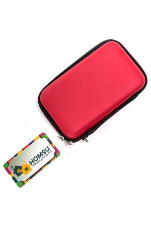 Органайзер для аксессуаров HOMSU. Цвет: красный